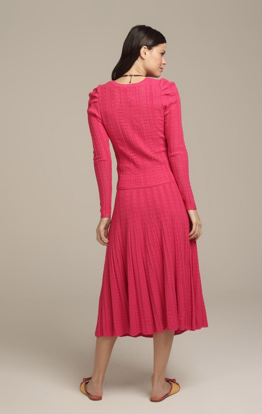 Conjunto Maia Tricot Pink - Foto 3