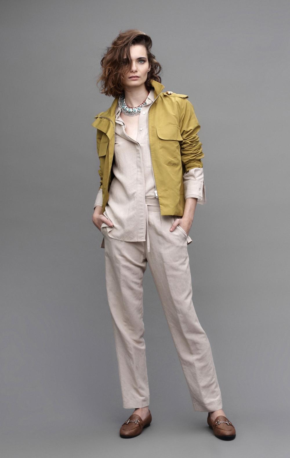 Jaqueta Valentina Dourada - Foto 2