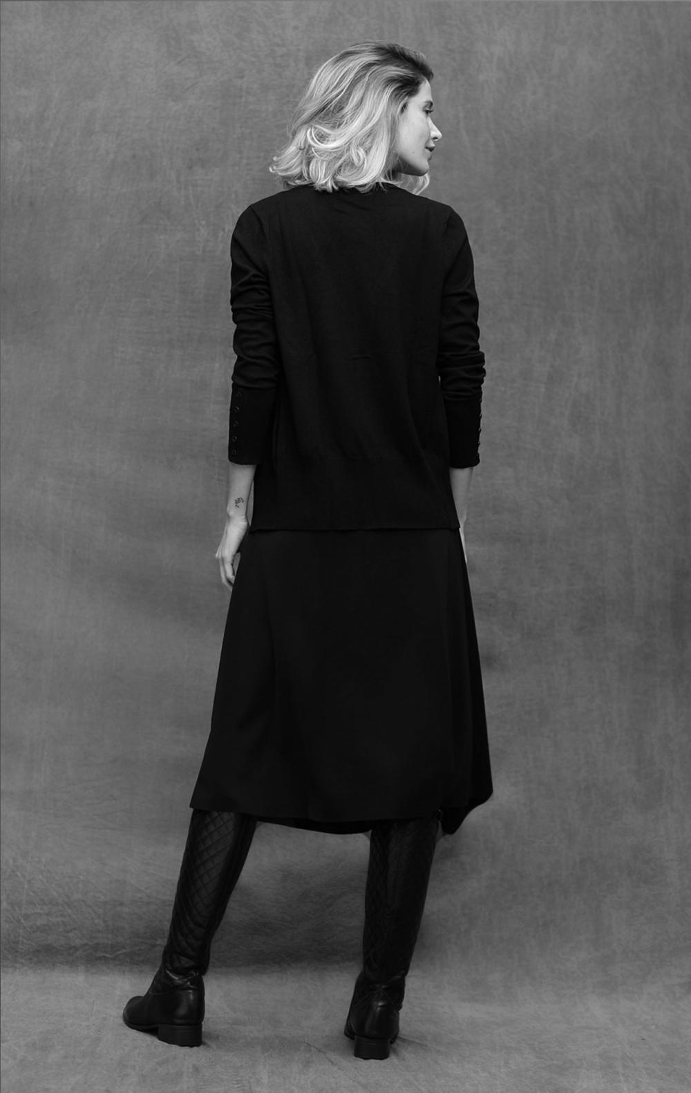Vestido Anastacio Preto  - Foto 2
