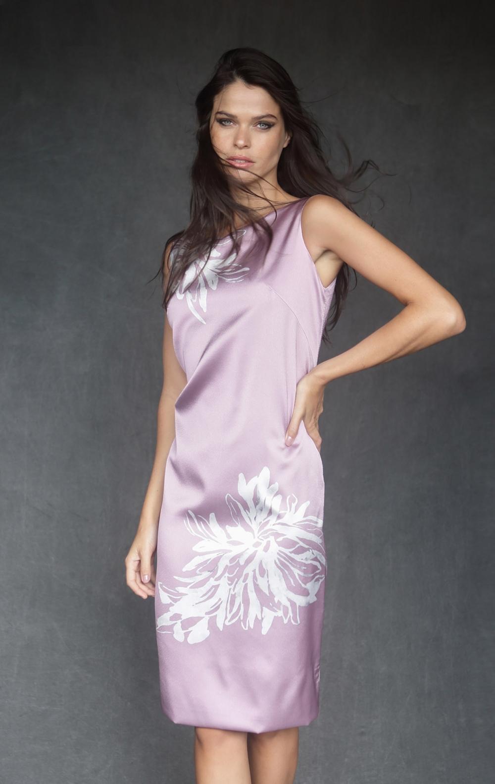 Vestido Condotti Rosa - Foto 1