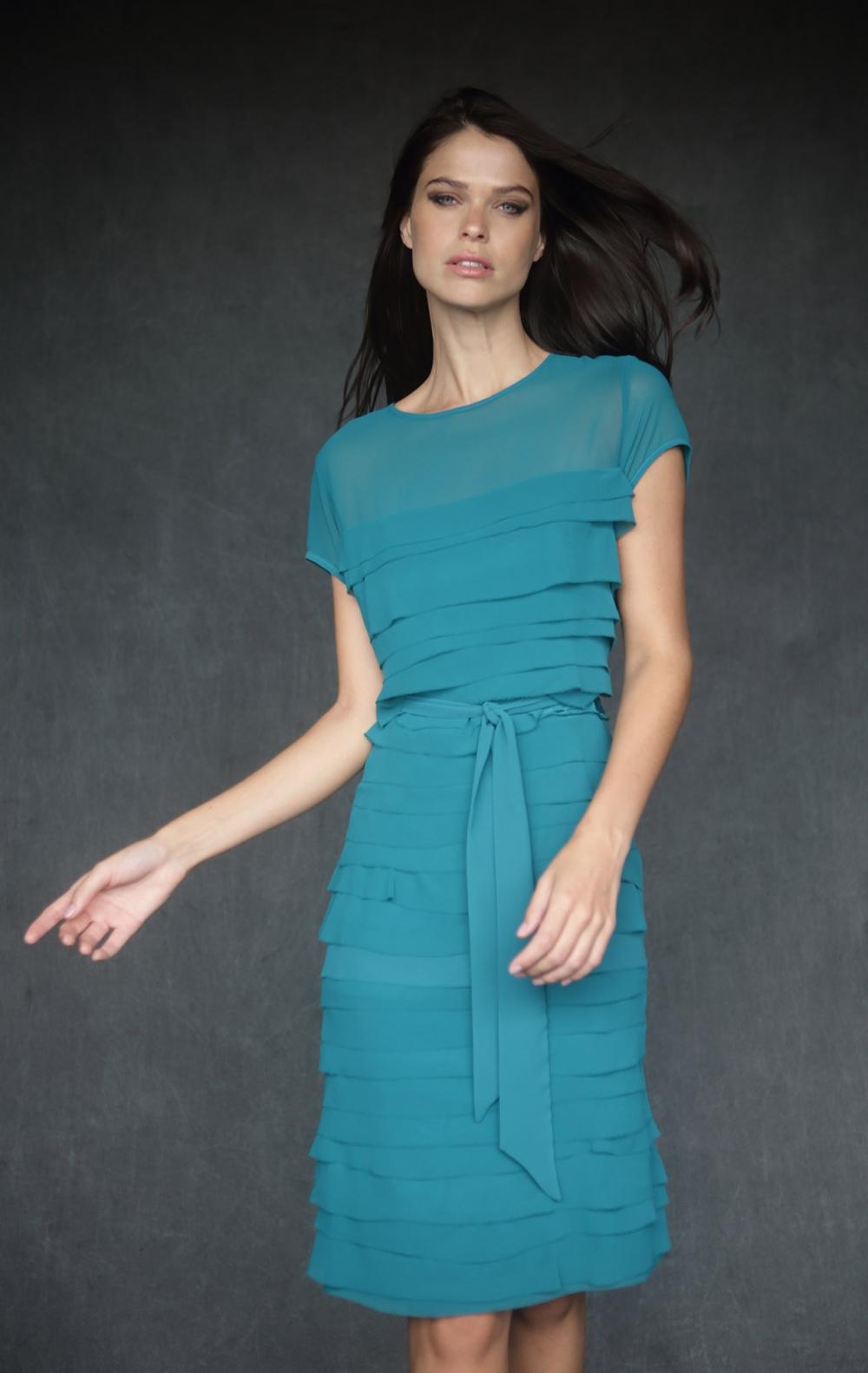 Vestido Donna Turkey - Foto 1