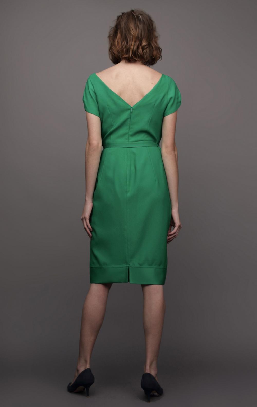 Vestido Leonard Verde - Foto 3