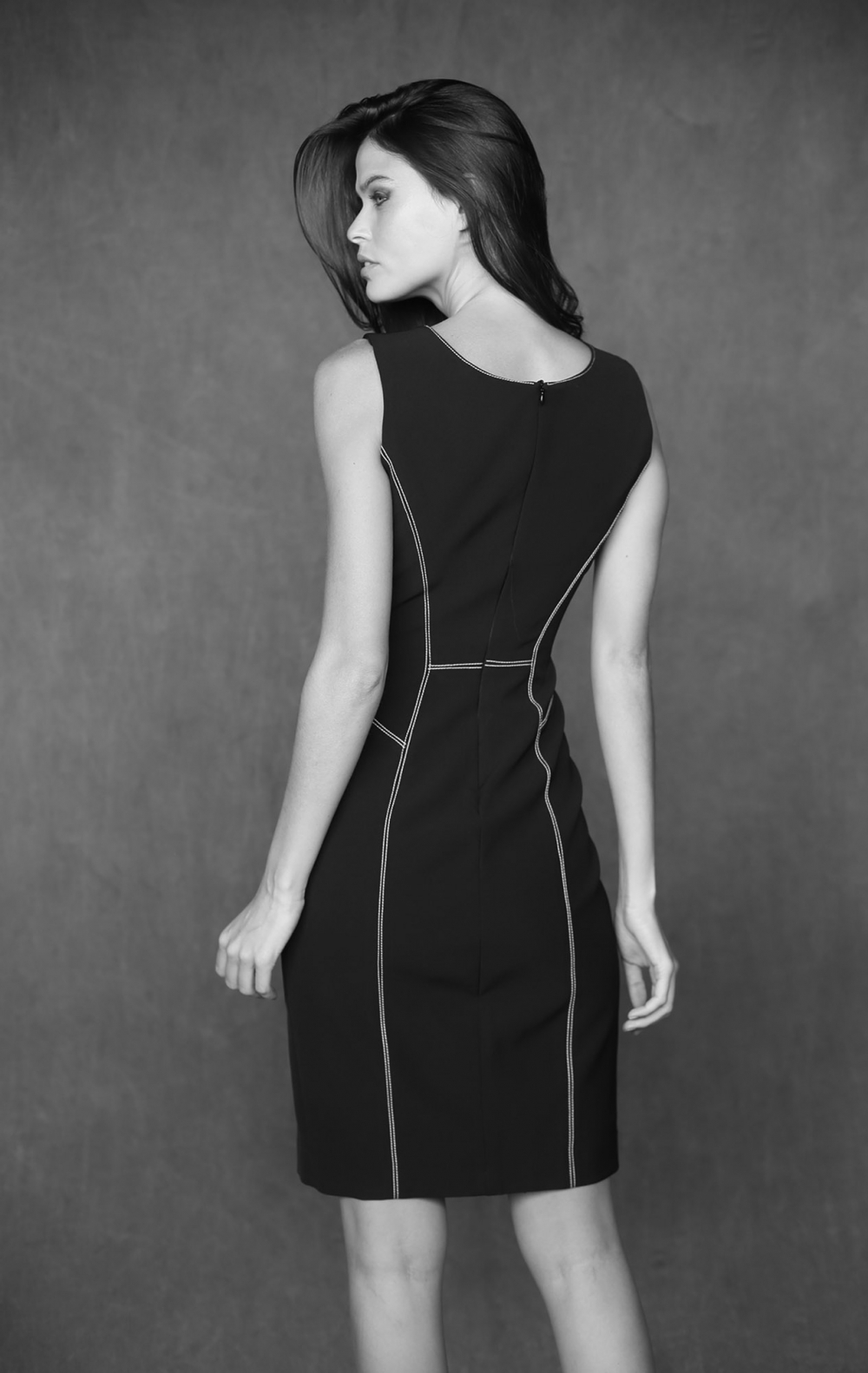 Vestido Lisa Preto  - Foto 2