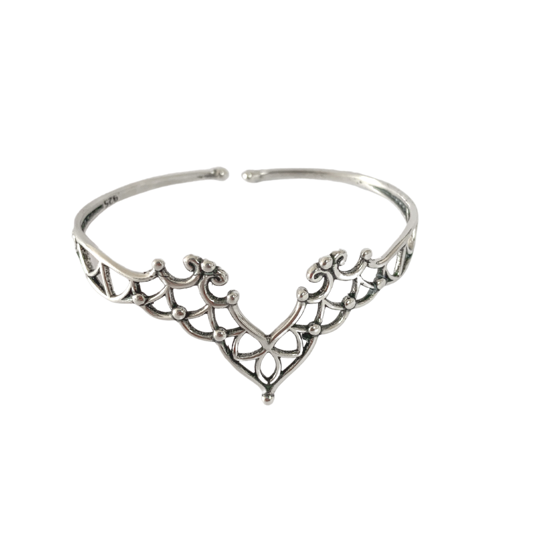 Bracelete Arabesco - Prata 925