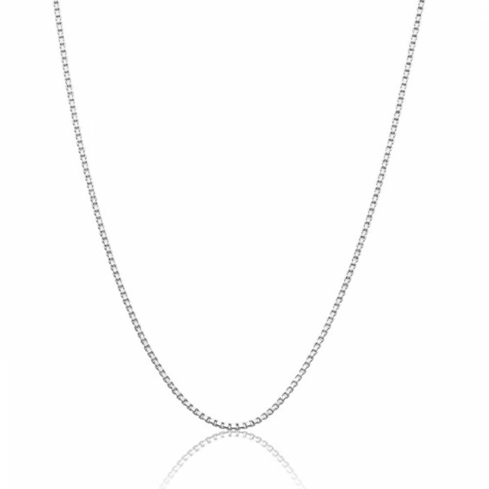 Corrente Veneziana (Grossa v4) - Prata 925 - ver tamanhos