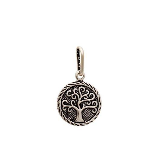 Pingente Árvore da vida - Prata 990