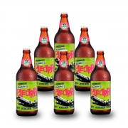 06 unidades - Cerveja Bamberg Electra 600 ml