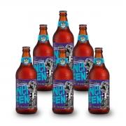 06 unidades - Cerveja Bamberg Weizen 600 ml