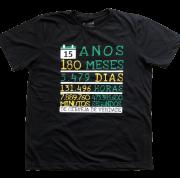 Camiseta Bamberg 15 Anos