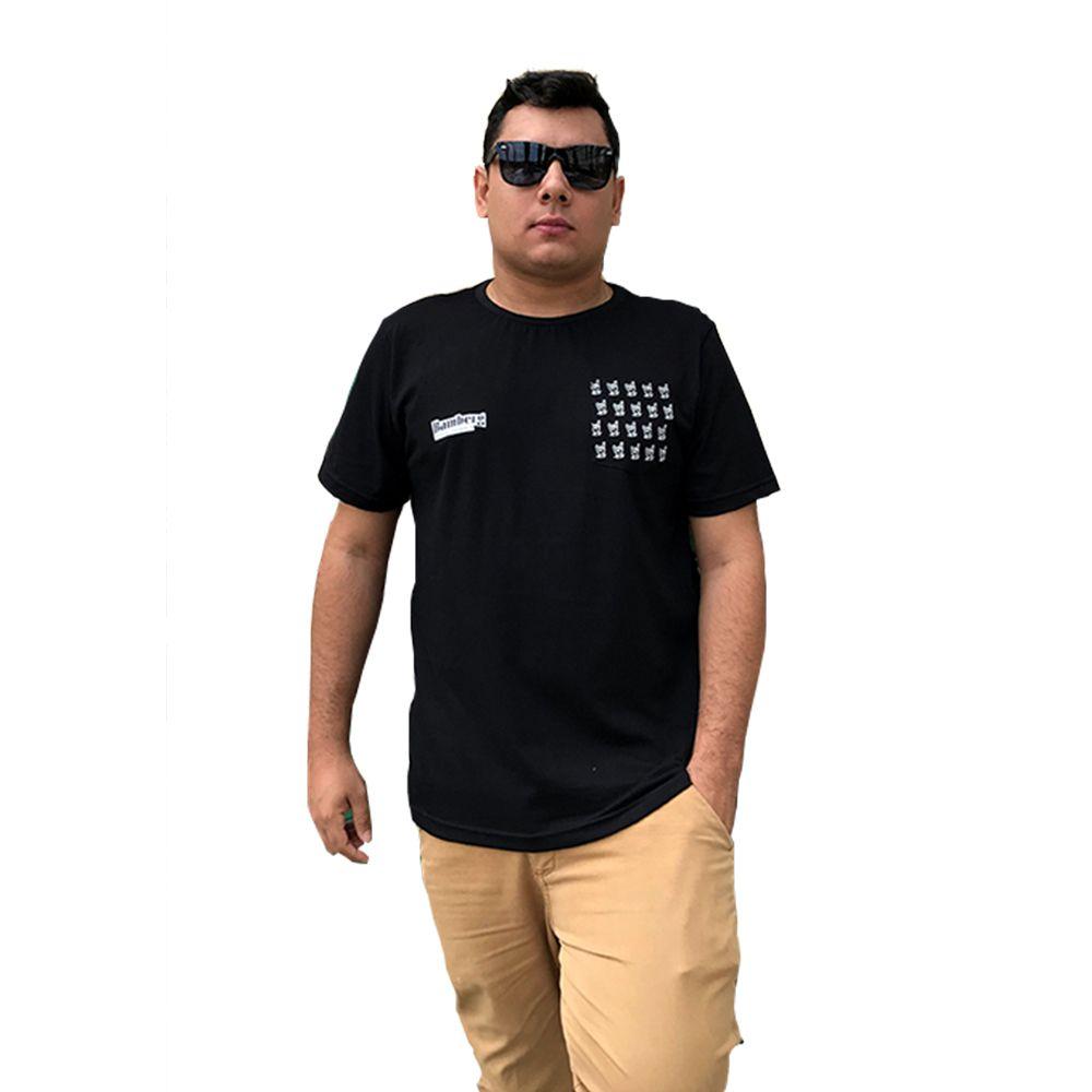 Camiseta Bamberg Bolsinho