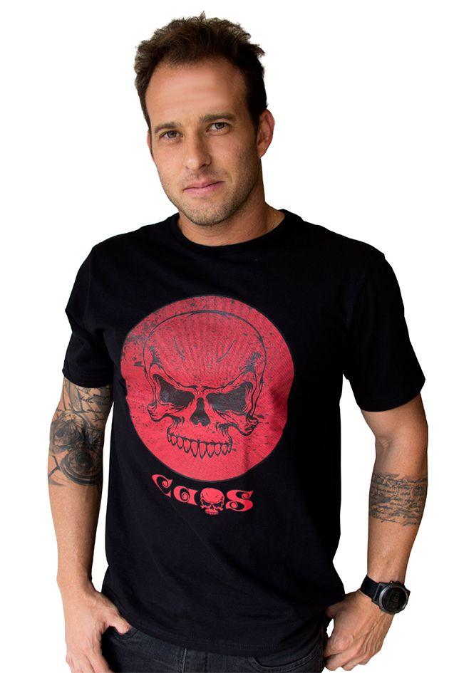 Camiseta Bamberg Caos