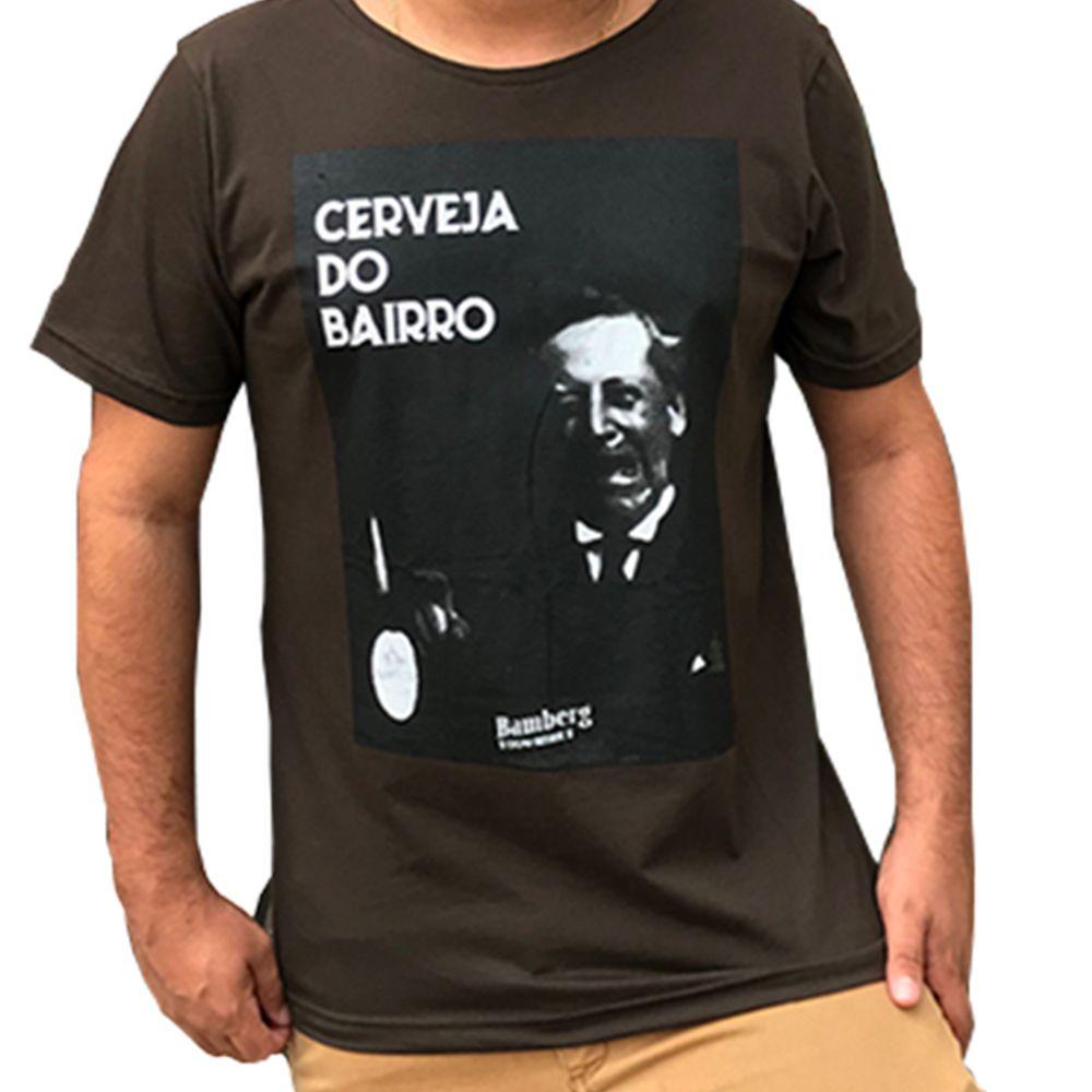 Camiseta Bamberg Cerveja do Bairro