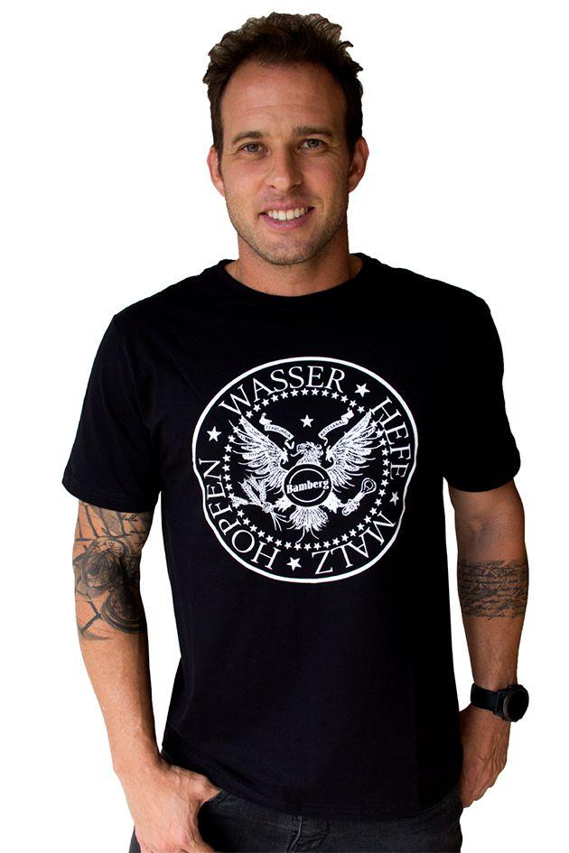 Camiseta Bamberg Hey Ho