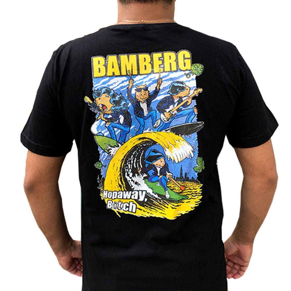 Camiseta Bamberg Hopaway