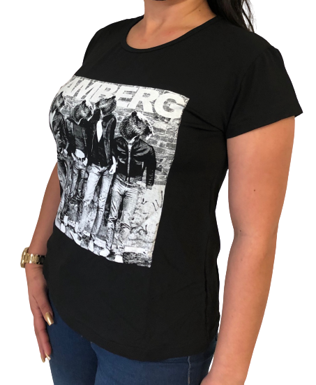 Camiseta Bamberg Ramones 76