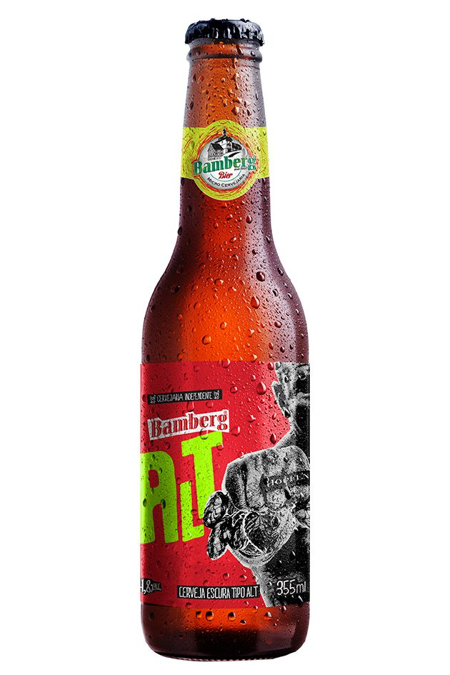 Cerveja Bamberg Alt 355 ml