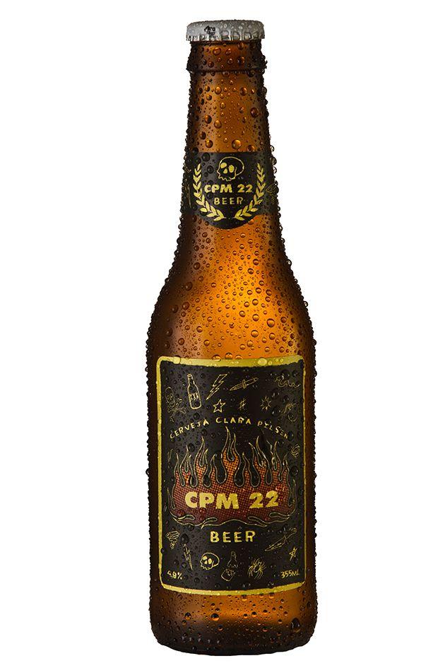 Cerveja Bamberg CPM22 Pilsen 355 ml