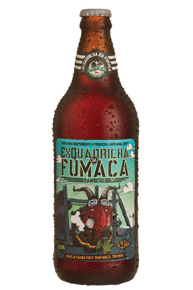 Cerveja Bamberg Ex-Quadrilha da Fumaça 600 ml