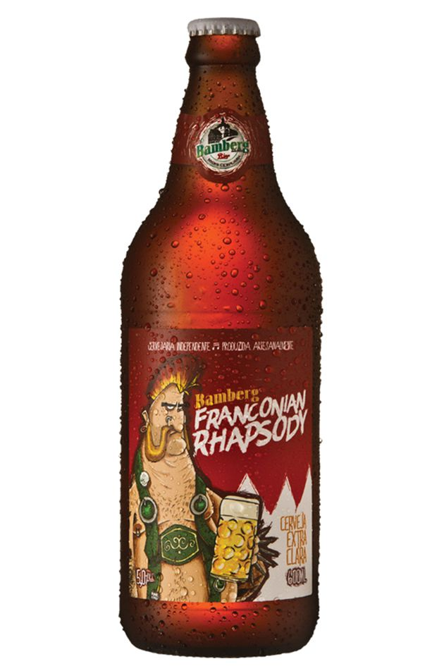 Cerveja Bamberg Franconian Rhapsody 600 ml