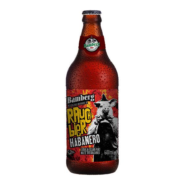 Cerveja Bamberg Habanero Rauchbier 600 ml