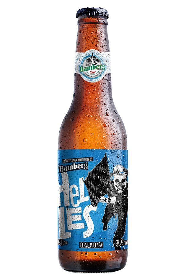 Cerveja Bamberg Helles 355 ml