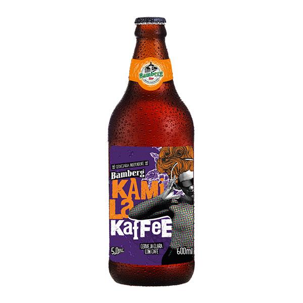 Cerveja Bamberg Kamila Kaffe 600 ml