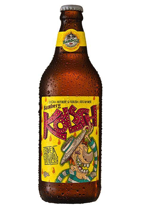 Cerveja Bamberg Kolsch 600 ml