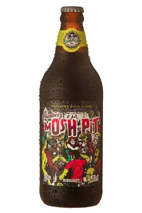 Cerveja Bamberg Mosh Pit Ale 600 ml