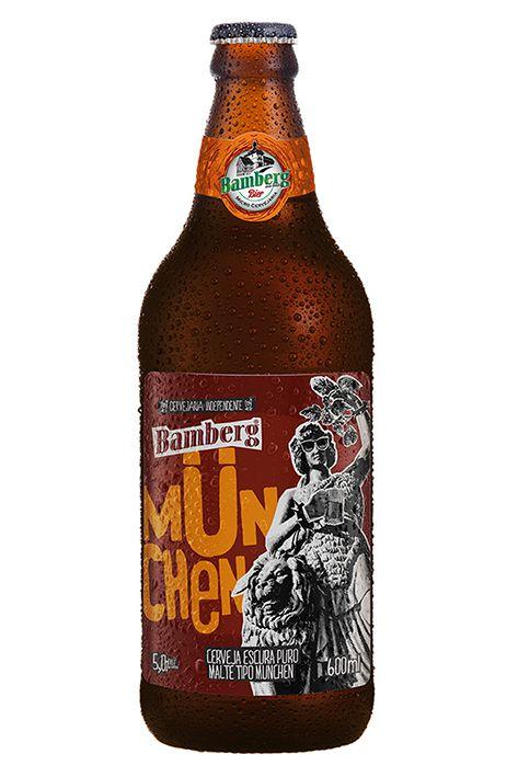 Cerveja Bamberg München 600 ml