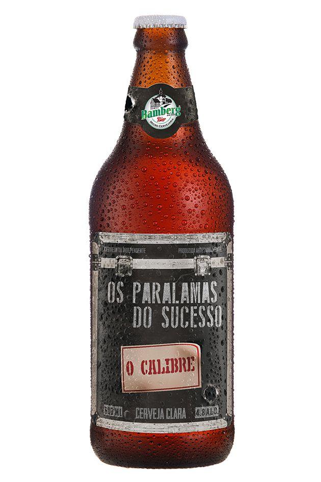 Cerveja Bamberg O Calibre 600 ml