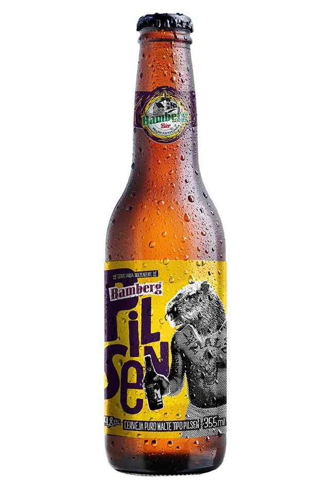 Cerveja Bamberg Pilsen 355 ml