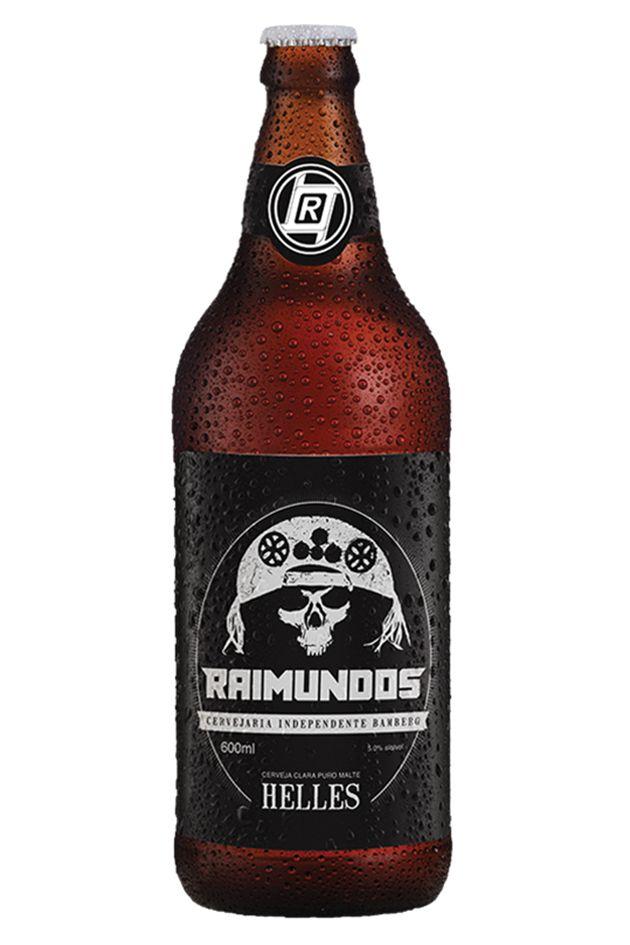 Cerveja Bamberg Raimundos Helles 600 ml