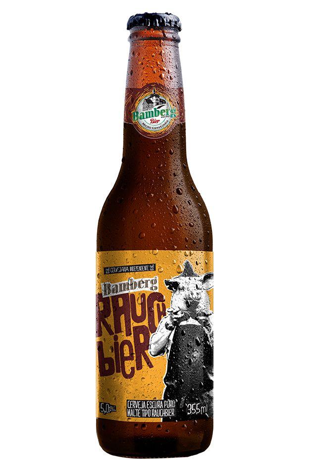 Cerveja Bamberg Rauchbier 355 ml