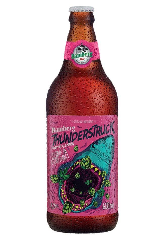 Cerveja Bamberg Thunderstruck 600 ml