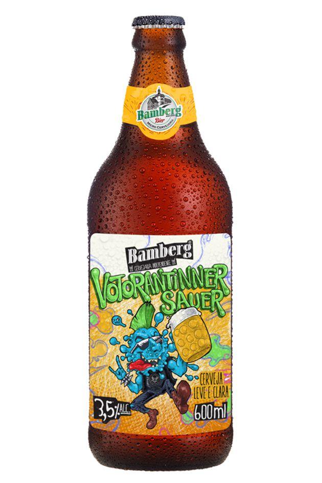 Cerveja Bamberg Votorantiner Sauer 600 ml