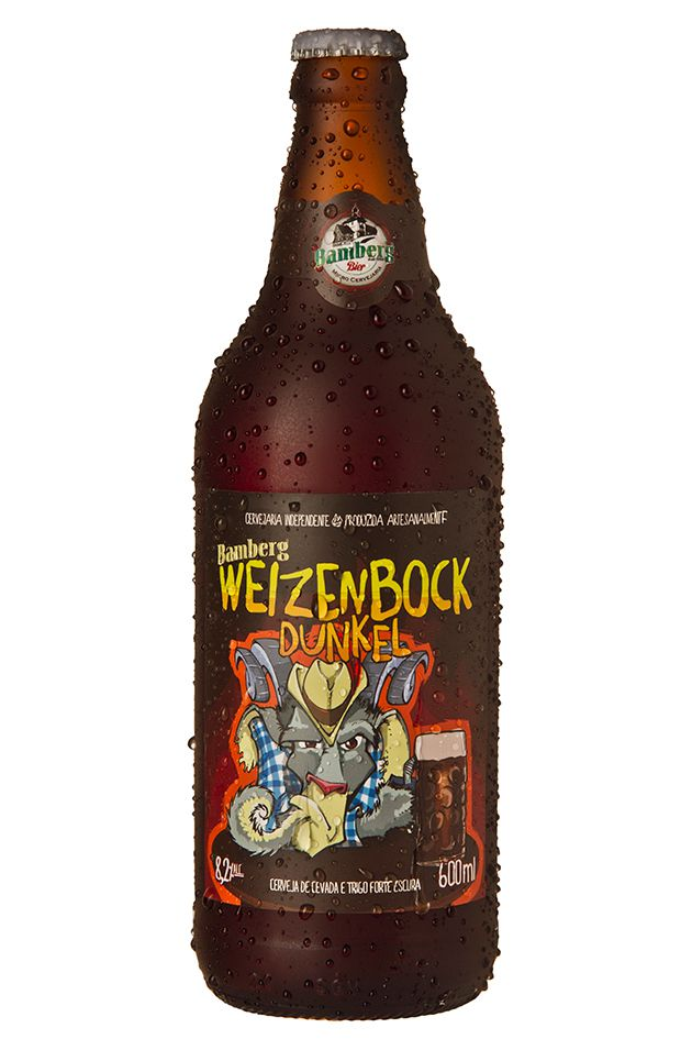 Cerveja Bamberg WBD 600 ml