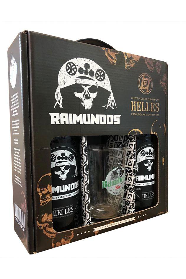 Kit Raimundos Helles