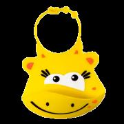 Babador de Silicone Silybib Girafa - Multikids Baby