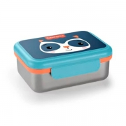 Bento Box Aço Inox Hot & Cold (Azul) - Fisher-Price