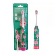 Escova Dental Infantil Elétrica Coelho Kids Healt - Multilaser