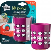 Copo Anti-Queda No Knock 190ml (Rosa) - Tommee Tippee