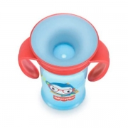 Copo de Treinamento 360 First Moments (Azul Sweet) - Fisher-Price