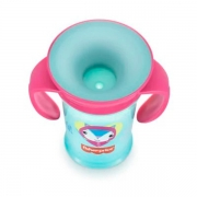 Copo de Treinamento 360 First Moments (Rosa Candy) - Fisher-Price