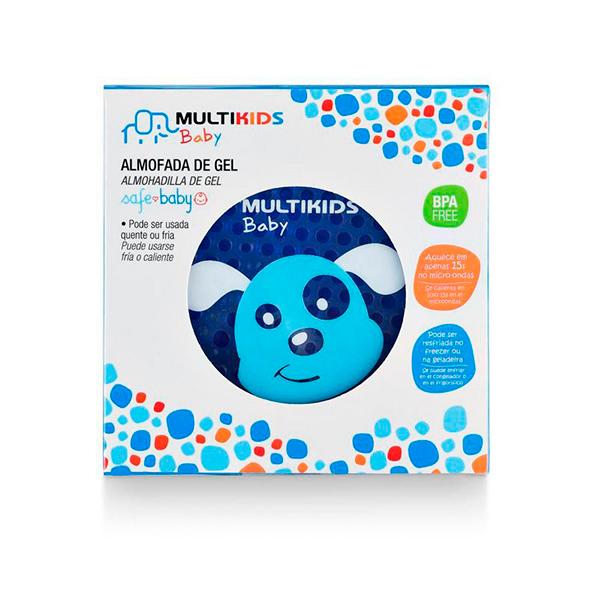 Almofada de Gel Safe Baby (Doguito) - Multikids Baby
