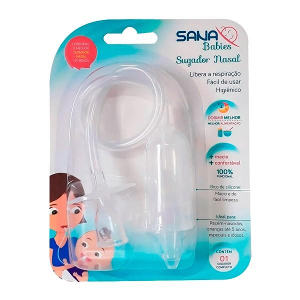 Sugador Nasal Individual - Sana Babies