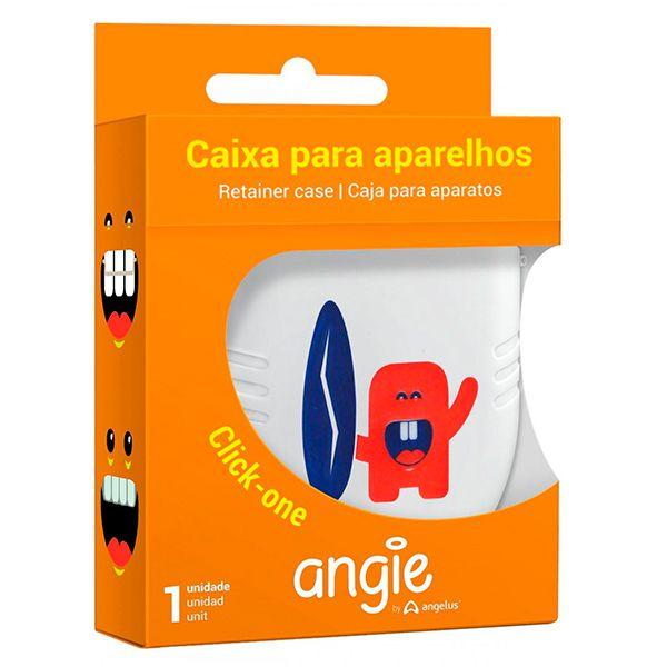 Caixa para Aparelhos Removíveis - Angie by Angelus