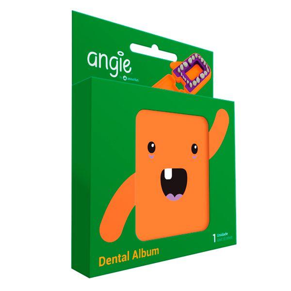 Álbum Dental Laranja