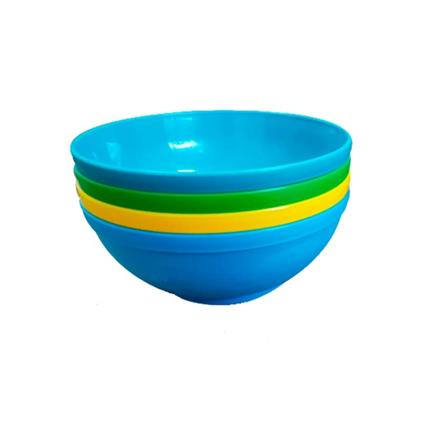 Kit com 4 potes Bowls 500 ml MO - Sana Babies