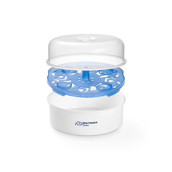 Esterilizador a Vapor para Micro-ondas Clean e Dry - Multikids Baby