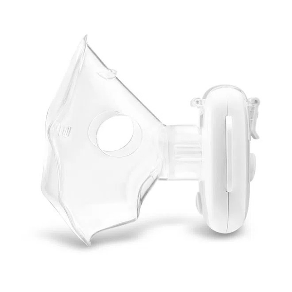 Inalador Recarregável Mesh Air Mask - Multilaser Saúde